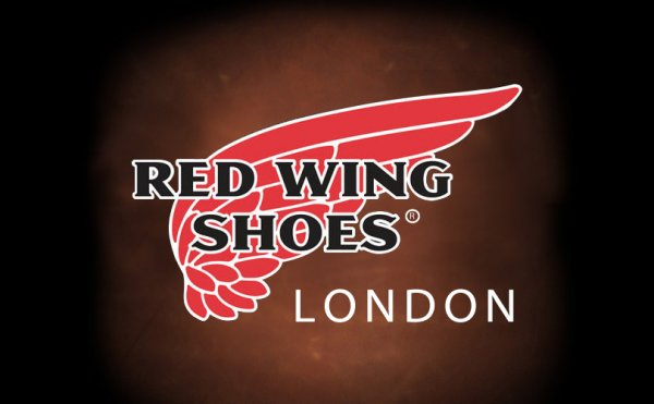 red wing shoes london