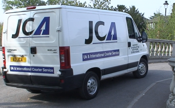 JCA Couriers